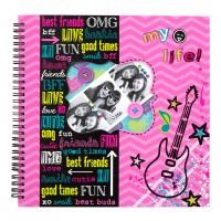 Friends 4Ever Scrapbook
