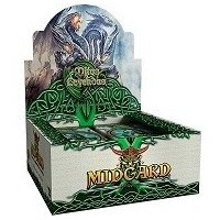 Display de sobres Midgard Mitos y Leyendas