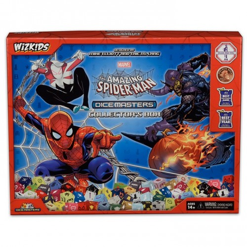 Dice Master - The Amazing Spiderman Collector's Box