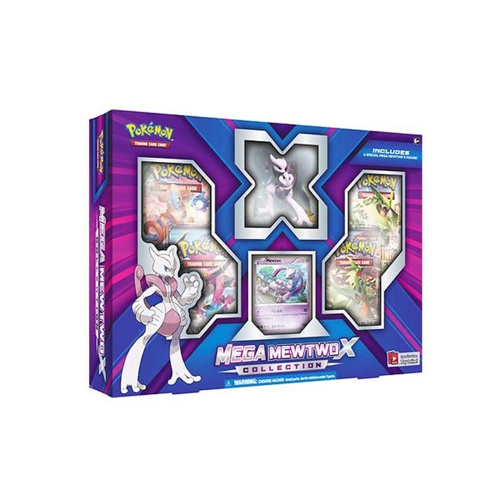 Pokemon XY Mega Mewtwo X Collection 2015