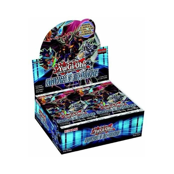 Sobres Yu-Gi-Oh! Conductores de Alta Velocidad