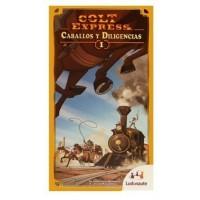 Colt Express - Caballos y Diligencias