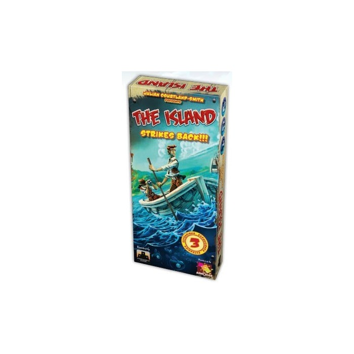 The Island - Strikes Back!!!