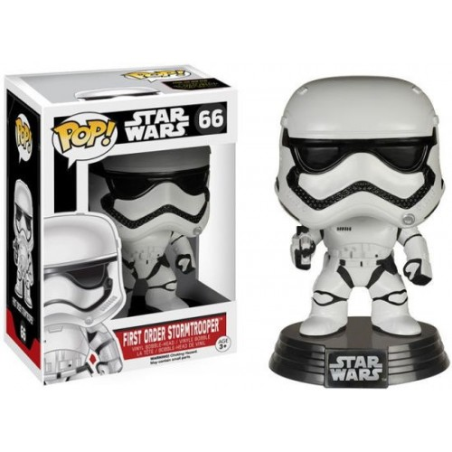 POP! Star Wars 66 First Order Stormtrooper