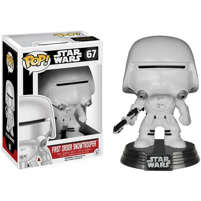 POP! Star Wars 67 First Order Snowtrooper