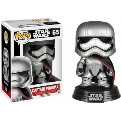 POP! Star Wars 65 Captain Phasma