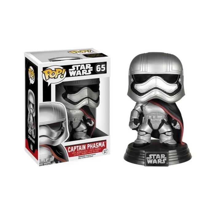 POP! Star Wars 65 Captain Phasma
