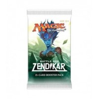 Magic The Gathering La Batalla por Zendikar Sobres