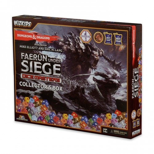 Dice Masters - Faerûn Under Siege Collector's Box