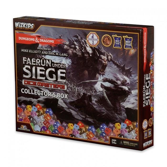 Dice Masters - Faerûn Under Siege Collector's Box