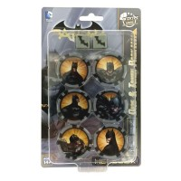 Dc Comics Heroclix: World's Finest Dice and Token