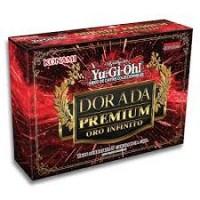 Yu-Gi-Oh Dorada Premiun Oro Infinito