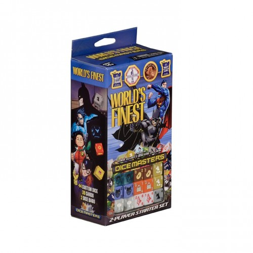 Dice Master Worlds Finest Starter Set