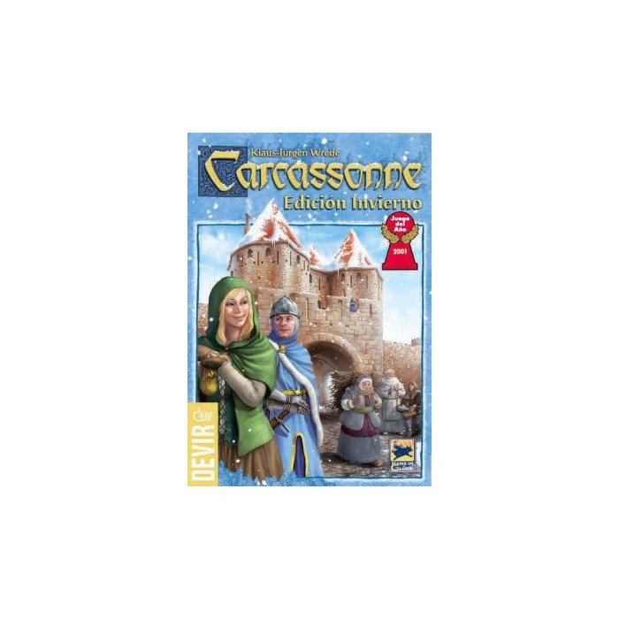 Carcassonne Edicion Invierno