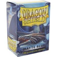 Protector de cartas Dragon Shield 100 - Standard Matte Blue