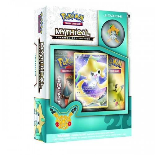 Mythical Pokemon Collection Jirachi