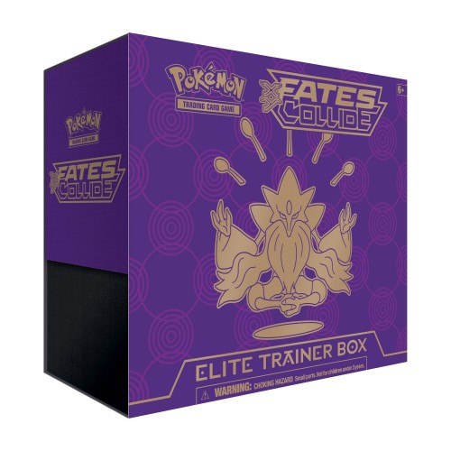 Elite Trainer Box TurboLimite (BreakPoint) Ingles