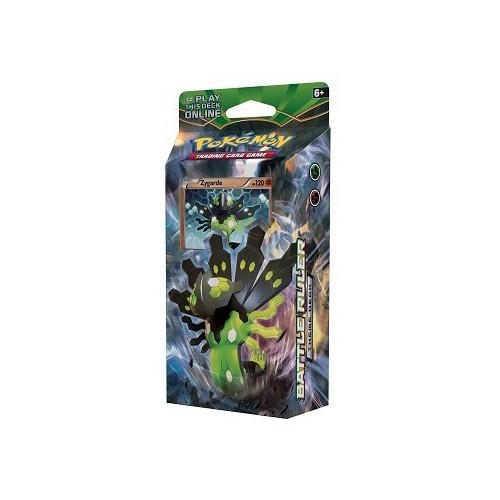 Pokemon XY Destinos Enfrentados Juez del Combate