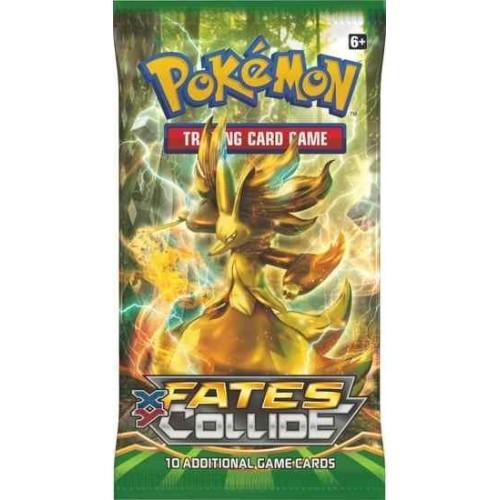 Pokemon XY10 Destinos Enfrentados Sobres