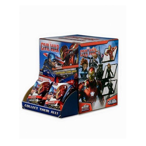 Captain America Civil War HeroClix Gravity Feed