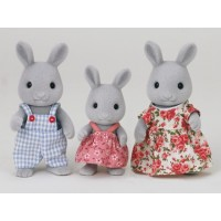 Rabbit Family 1905