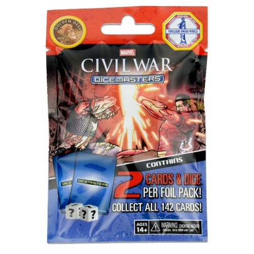 Dice Master Sobre Civil War