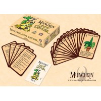 Munchkin Loot Letter Clamshell Edition Game