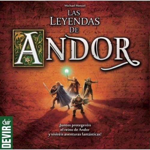 La Leyendas de Andor
