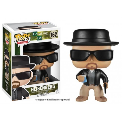 Breaking Bad Heinserberg Figura Pop!