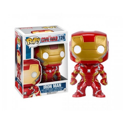 Pop Iron Man 126