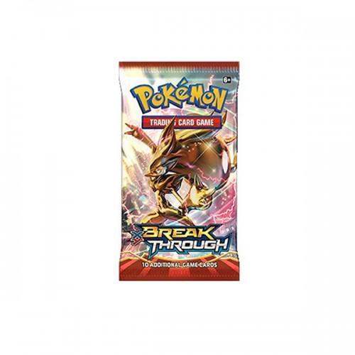 Sobre Pokemon Break Through