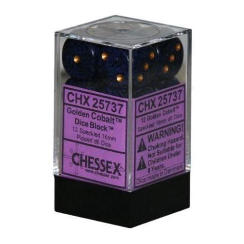 CHX25737 Set de dados 12 dados