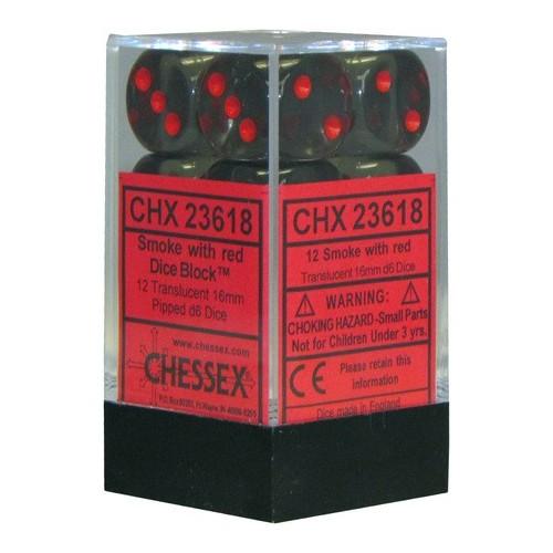 CHX23618 Set de dados 12 dados