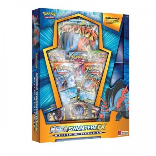 Mega Blaziken Ex Premiun Collection
