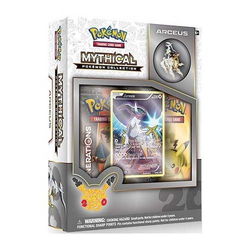Mythical Pokemon Collection Shaymin