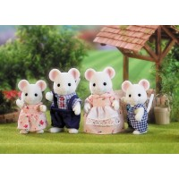 White Mouse Family 3111