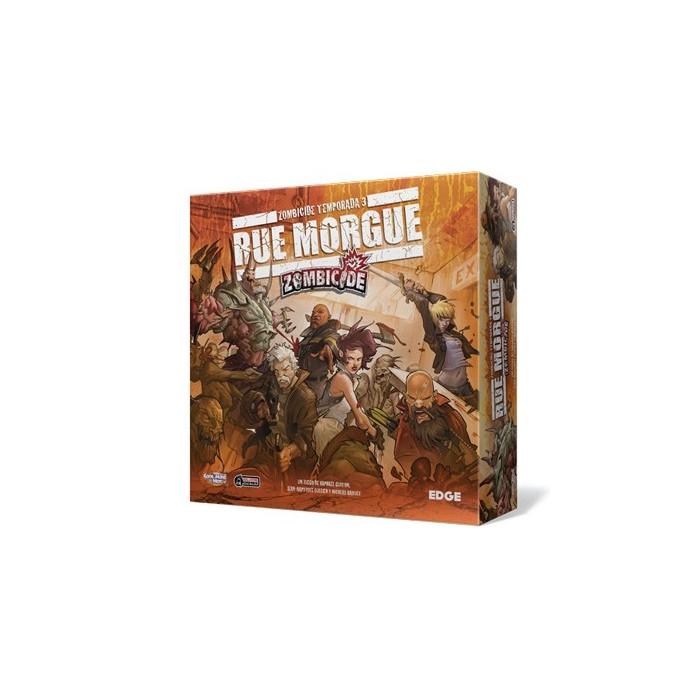 Zombicide Temporada 3 : Rue Morge