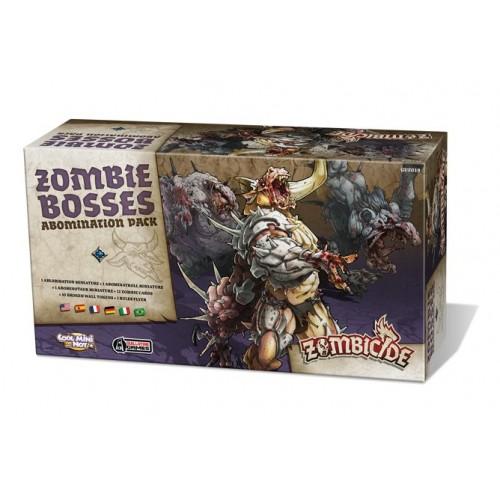Zombi Bosses Abomination Pack