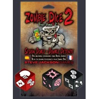 Dados Zombie 2: Sesion Doble