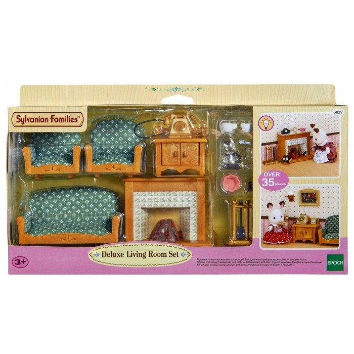 Deluxe Living Room Set 2959