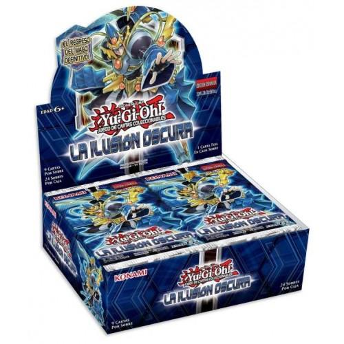 Sobres Yu-Gi-Oh! La Ilusion Oscura