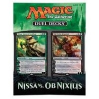 Magic The Gathering Duel Decks: Nissa vs. Ob Nixilis