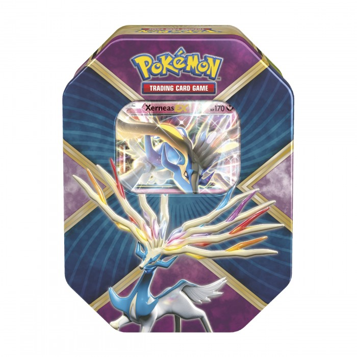 Pokemon Tin - Xerneas