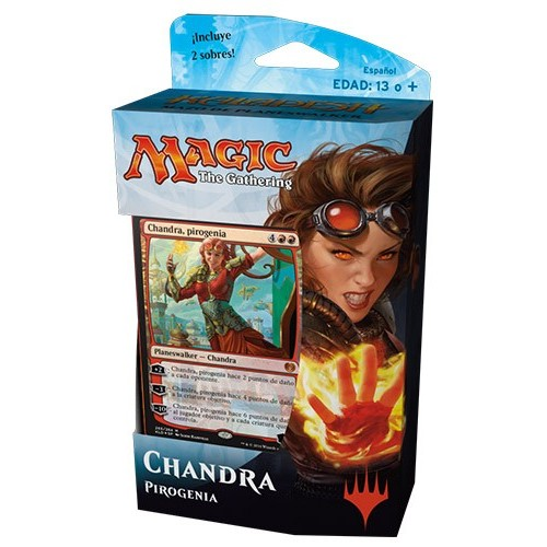 Mazo Magic Kaladesh Planeswalker Chandra