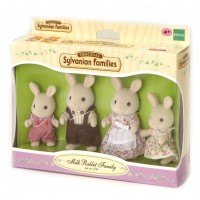 Milk Rabbit Family 3144