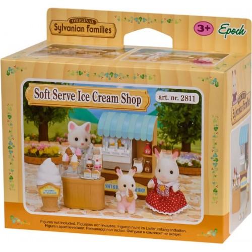 Soft Serve Ice Cream Shop 2811