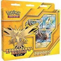 Pokemon Legengary Battle Deck Zapdos