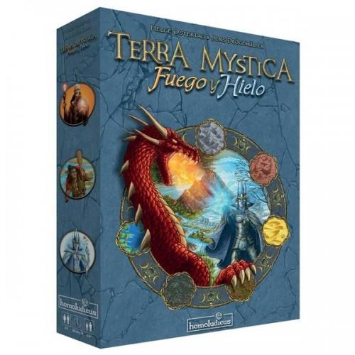 Terra Mystica - Fuego y Hielo