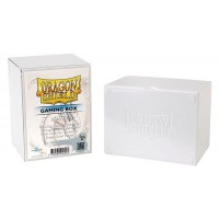 Dragon Shield Gaming Box - White