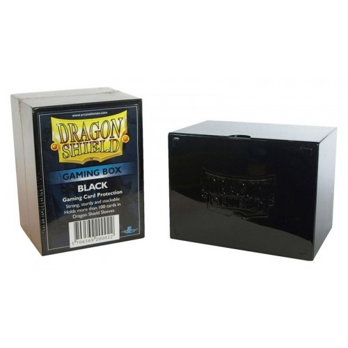 Dragon Shield Gaming Box - Black